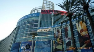 NAMM Convention