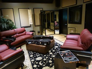 Bakersfield Music Hall of Fame, Studio A