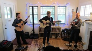 Billsville West House Concert