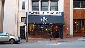 The Music Hall at the Capital Ale House