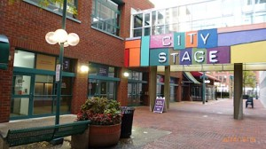 City Stage: CGT/MG3 Show