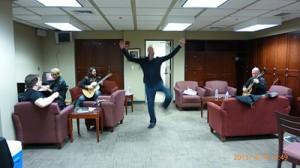Jemison Concert Hall: CGT/MG3 Show