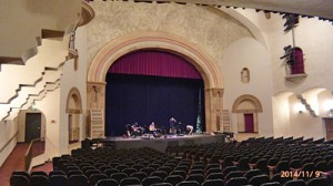 Laxson Auditorium: CGT/MG3 Show