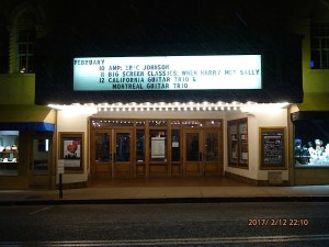 Lensic PAC Theater