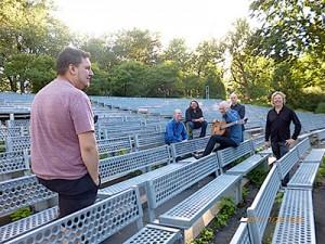 Theatre de Verdure Parc la Fontaine