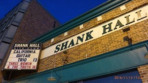 Shank Hall