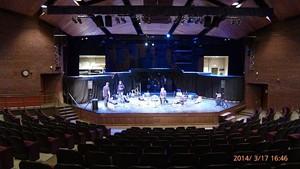 Spring Lake Park High School Auditorium: CGT/MG3 S