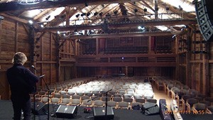 The Barns of Wolf Trap