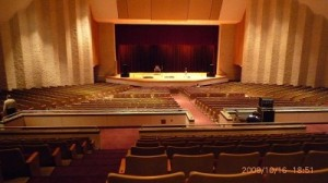 Woodrow Wilson HS Auditorium