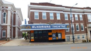Alhambra Theatre: CGT/MG3 Show