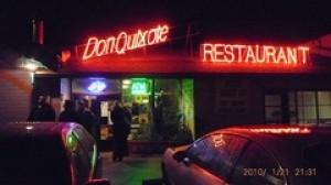 Don Quixote's Music Hall