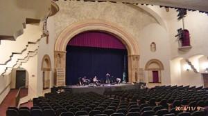 Laxson Auditorium: CGT/MG3 Show