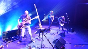 Palais Montcalm: CGT with Tony Levin!