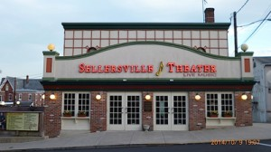 Sellersville Theater: CGT/MG3 Show