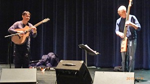 St Xavier Performance Center-with Tony Levin