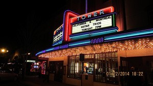 Tower Theatre: CGT/MG3 show