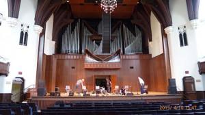 University Auditorium: CGT/MG3 Show